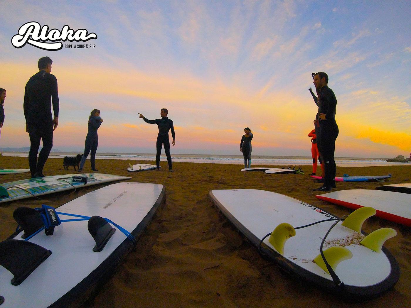 Aloka Sopela Surf & Sup